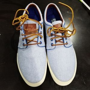 Mens polo sneakers